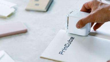 Най-малкият принтер в света преизпълни целта си за финансиране в Indiegogo