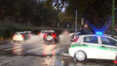 Потоп в Италия, има и жертви