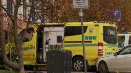 Двама души са арестувани за инцидента с откраднатата линейка в Норвегия