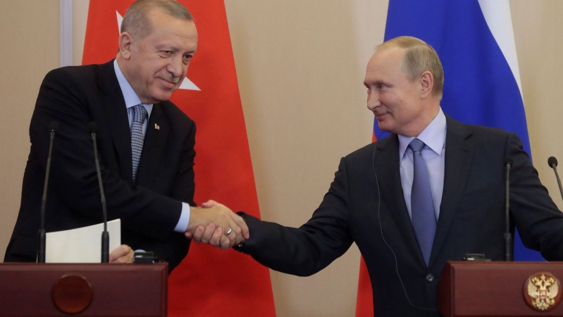 Сирия трябва да бъде освободена от незаконното чуждестранно военно присъствие,
