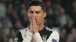 Роналдо ще се извинява на Ювентус със специална вечеря