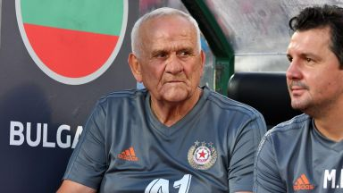 Люпко Петрович се предложи за селекционер на ЦСКА