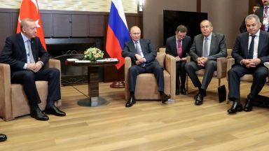 Защо Путин и Ердоган са големите печеливши след Сочи? Владимир Чуков пред Dir.bg