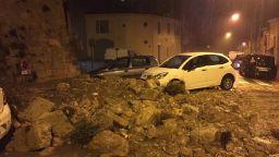 Бури, наводнения и проливни дъждове в Южна Франция