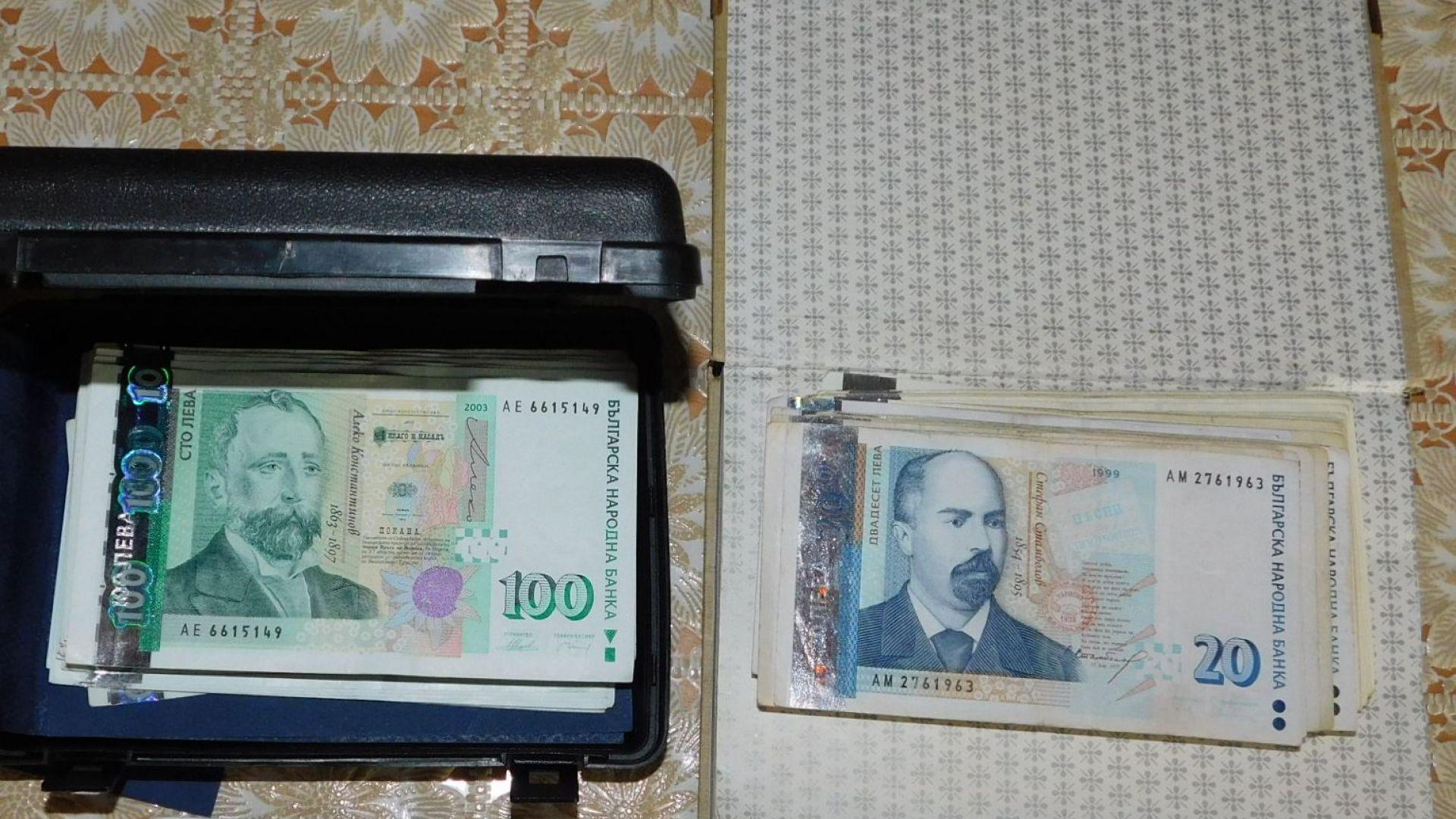 Задържаният служител на НАП-Пловдив е жена, изнудвала фирма за 4000 лева