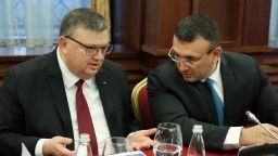 Цацаров за доклада на ЕК: Всяко успокоение е вредно и ще ни върне години назад!