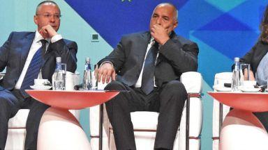 Борисов благодари на Станишев за добрия доклад от ЕК