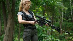"""Новият руски снайпер """"Сталинград"""" стреля точно на 2 километра"""