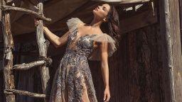 Диляна Попова в мечтаната рокля