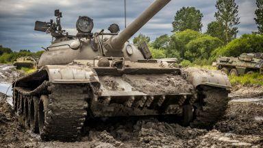 Кой е най-масово произвежданият танк в света