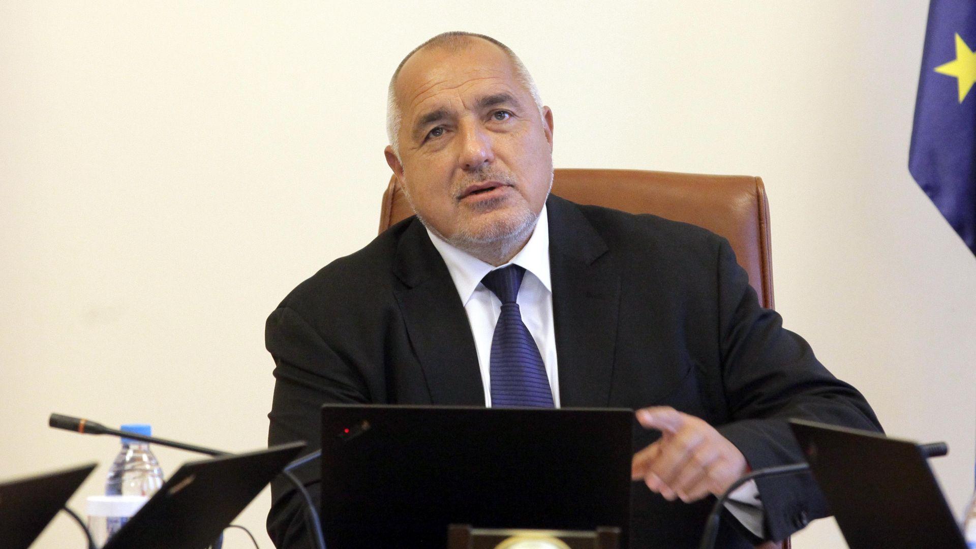 Бойко Борисов: Главния прокурор не го назначавам аз, а президентът