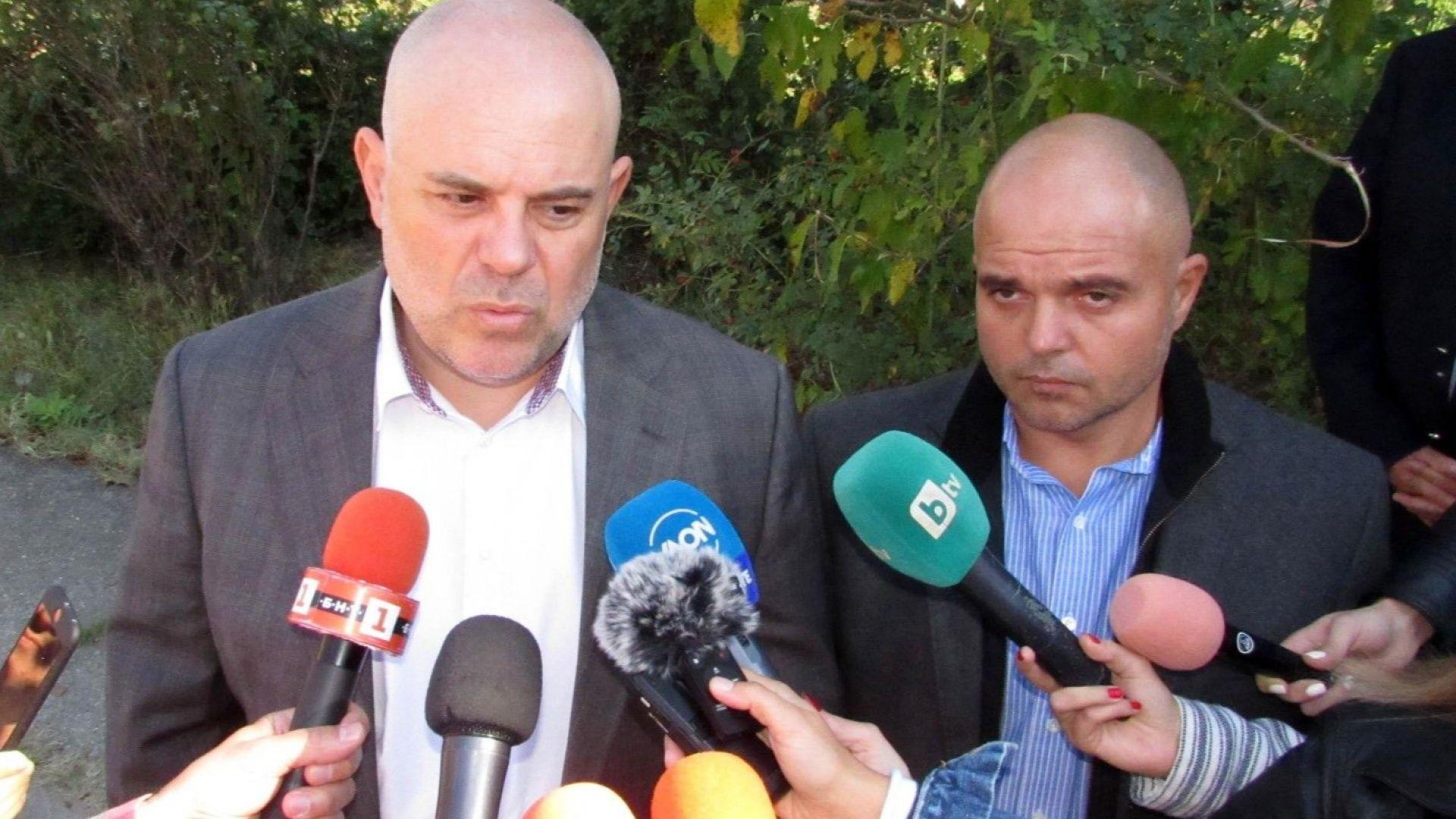 Прокуратурата: Разпространяват се фалшиви документи за Гешев