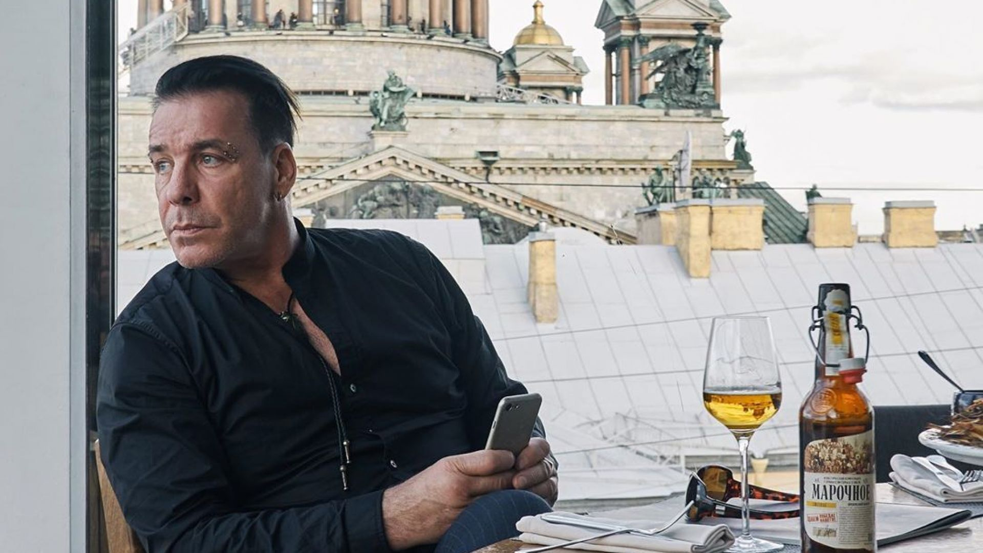 Rammstein снимат клип в Русия