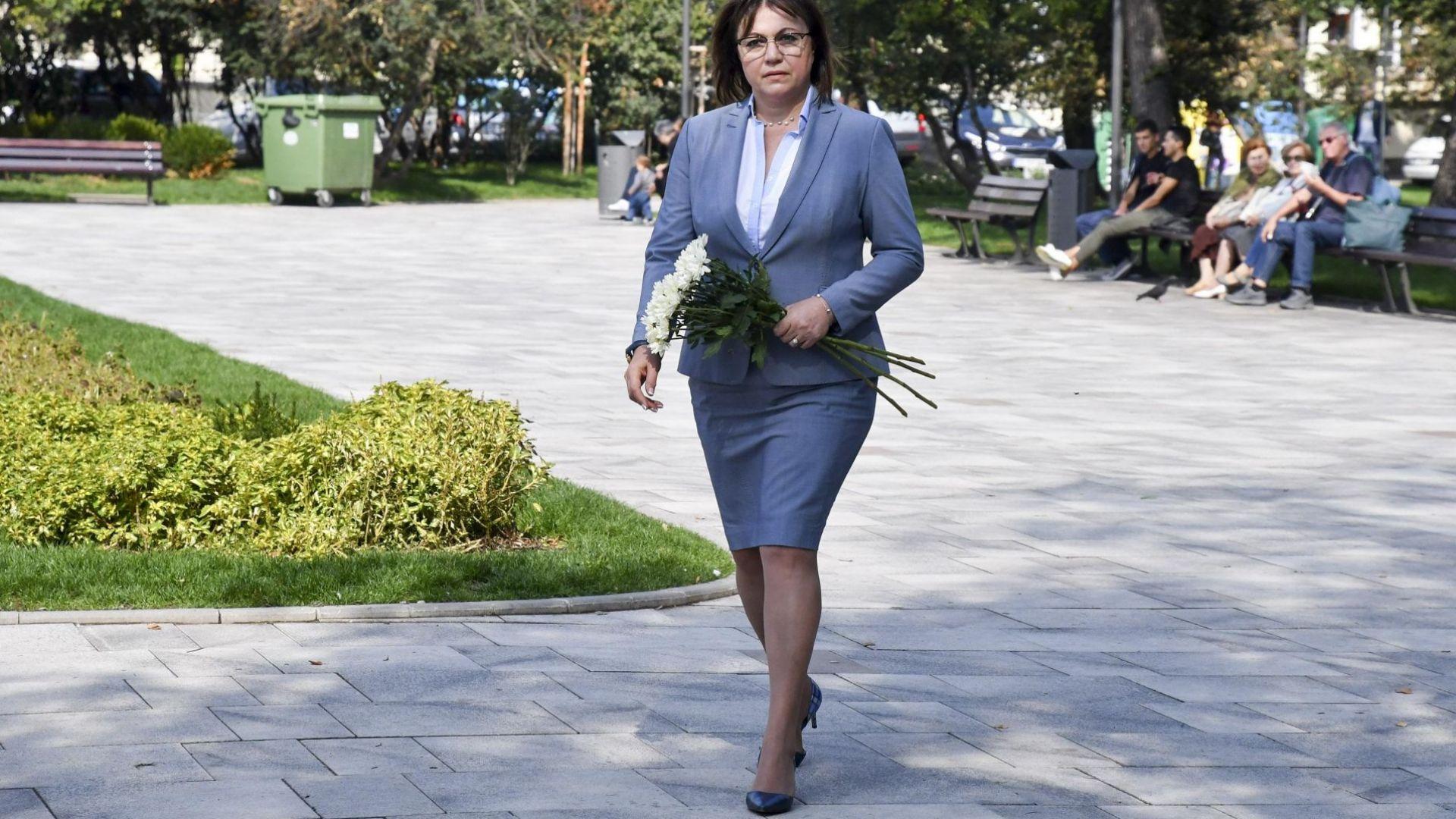 Корнелия Нинова: Бих гласувала и за десен кандидат при балотаж в София