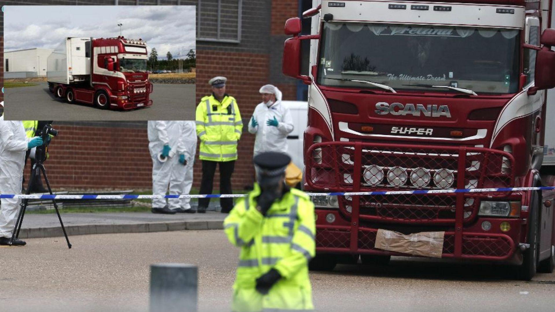 Всички загинали от хладилния камион са виетнамци