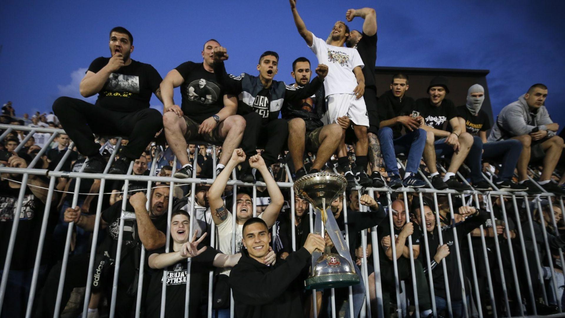 Расизъм в Белград плаши Юнайтед, припомниха случая в София