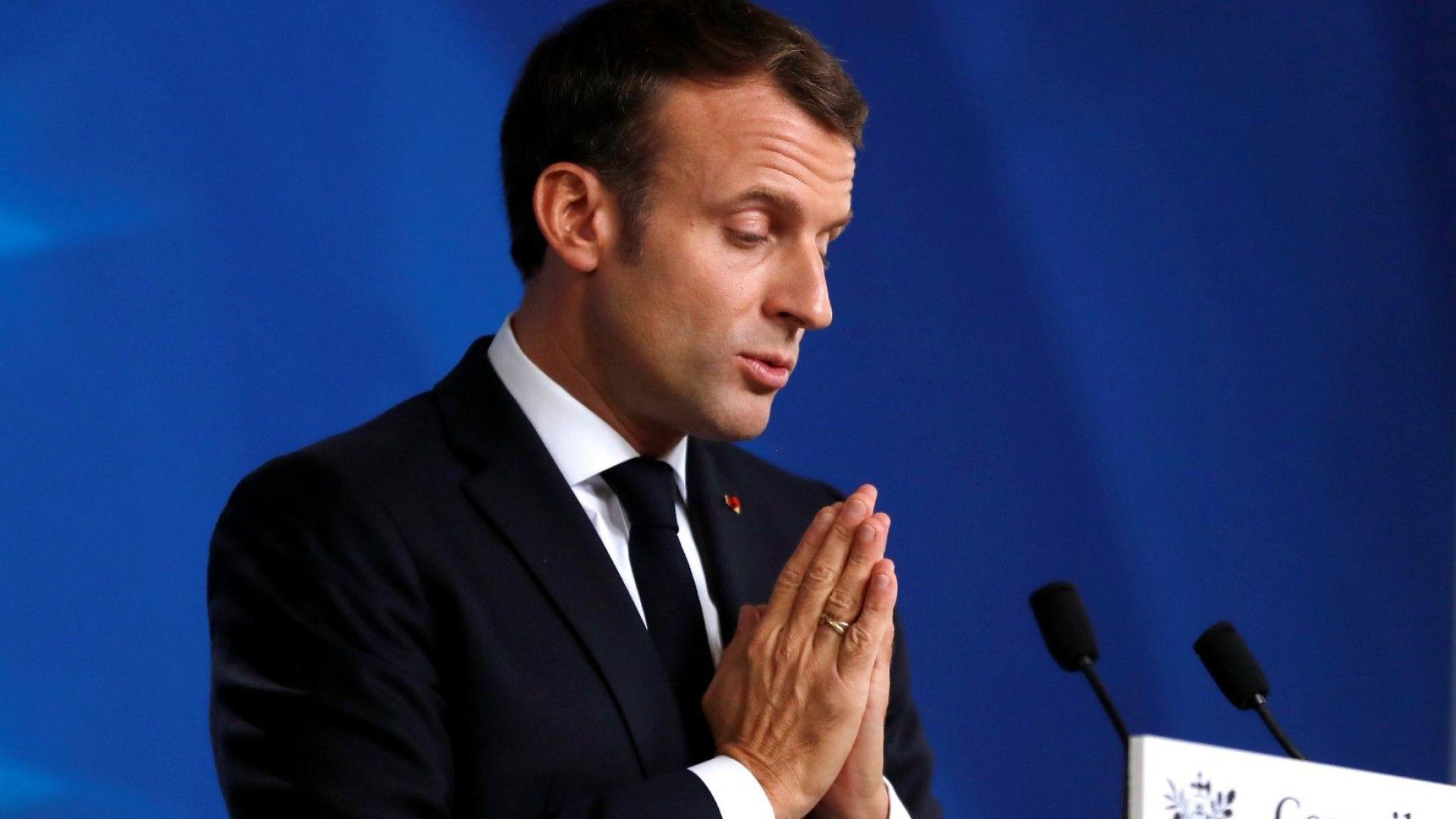 Франция няма да забранява Хуавей