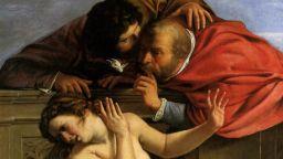 Бароковата майсторка на четката Артемизия Джентилески била изнасилена от учителя си