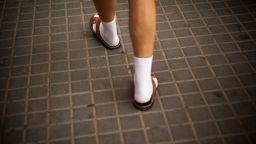 Сандали и бели чорапи - отново на мода в Германия