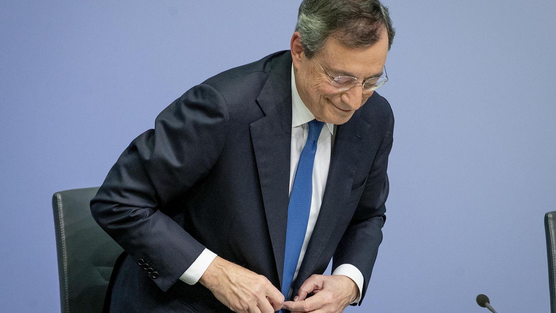Драги призова за повече държавни разходи в Еврозоната