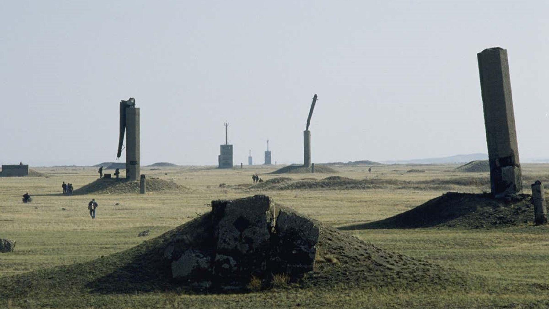 Останките от съветския ядрен проект (снимки)
