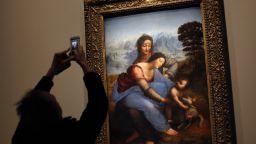 Картини на Леонардо оживяват под музиката на италианския музикант Mаrtux_M и група Vjit в НДК