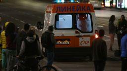 Кола на НСО блъсна 14-годишно момче близо до КАТ в София, лекари се борят за живота му