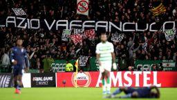 Голям скандал в Глазгоу, фенове на Лацио показаха какво наистина е нацистки поздрав