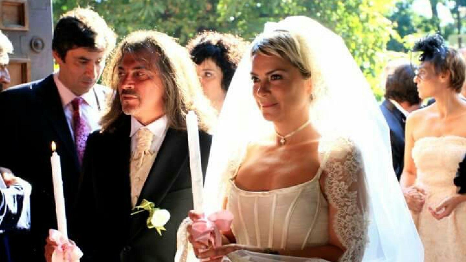 Магърдич и Кремена Халваджиян празнуват Перлена сватба