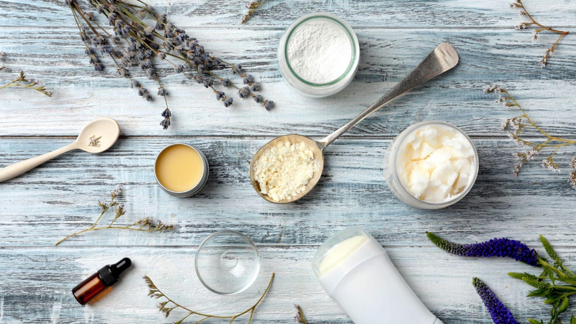 Как да си направим домашен дезодорант