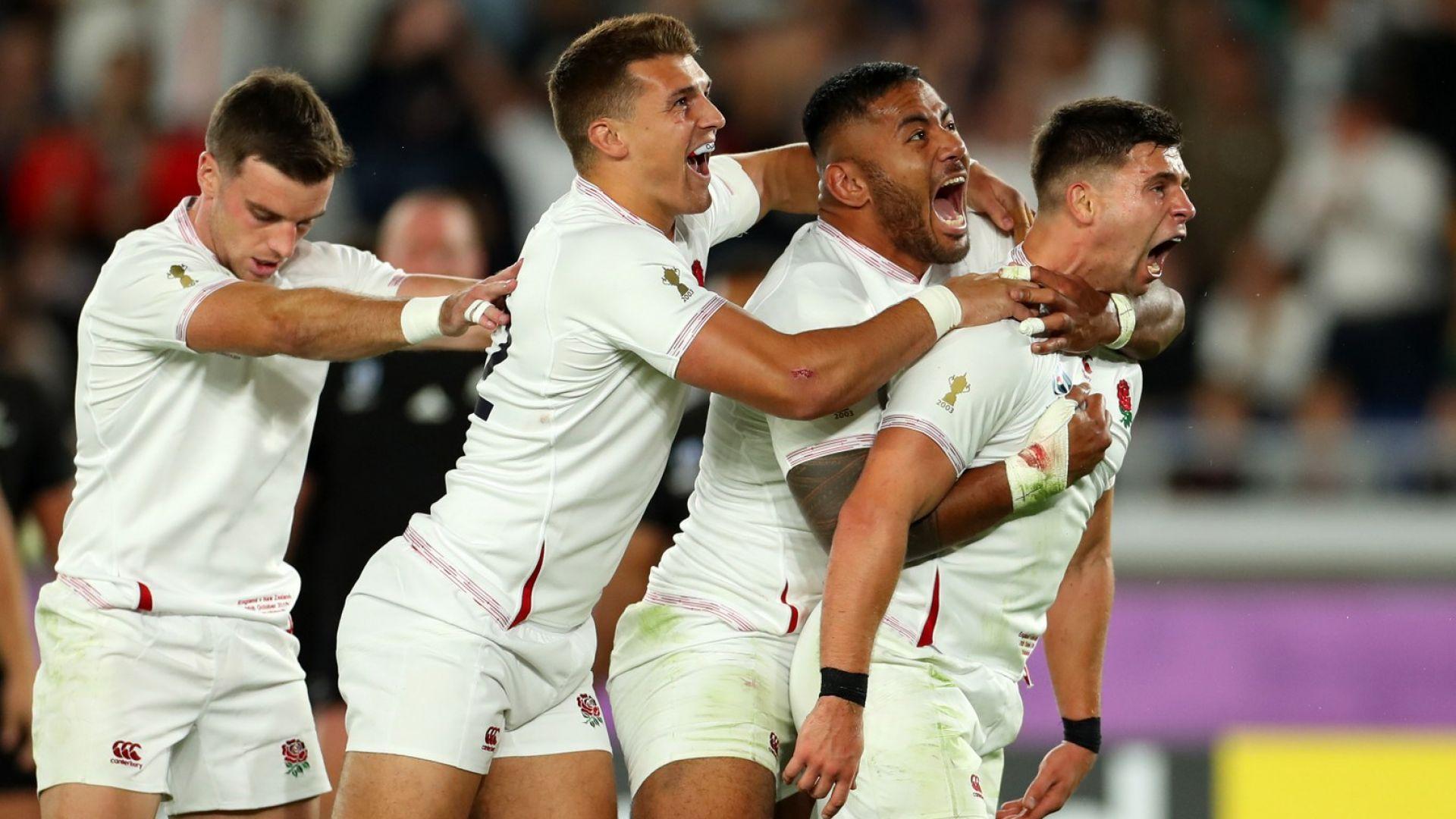 Англия повали Черното страшилище, шампионът е детрониран
