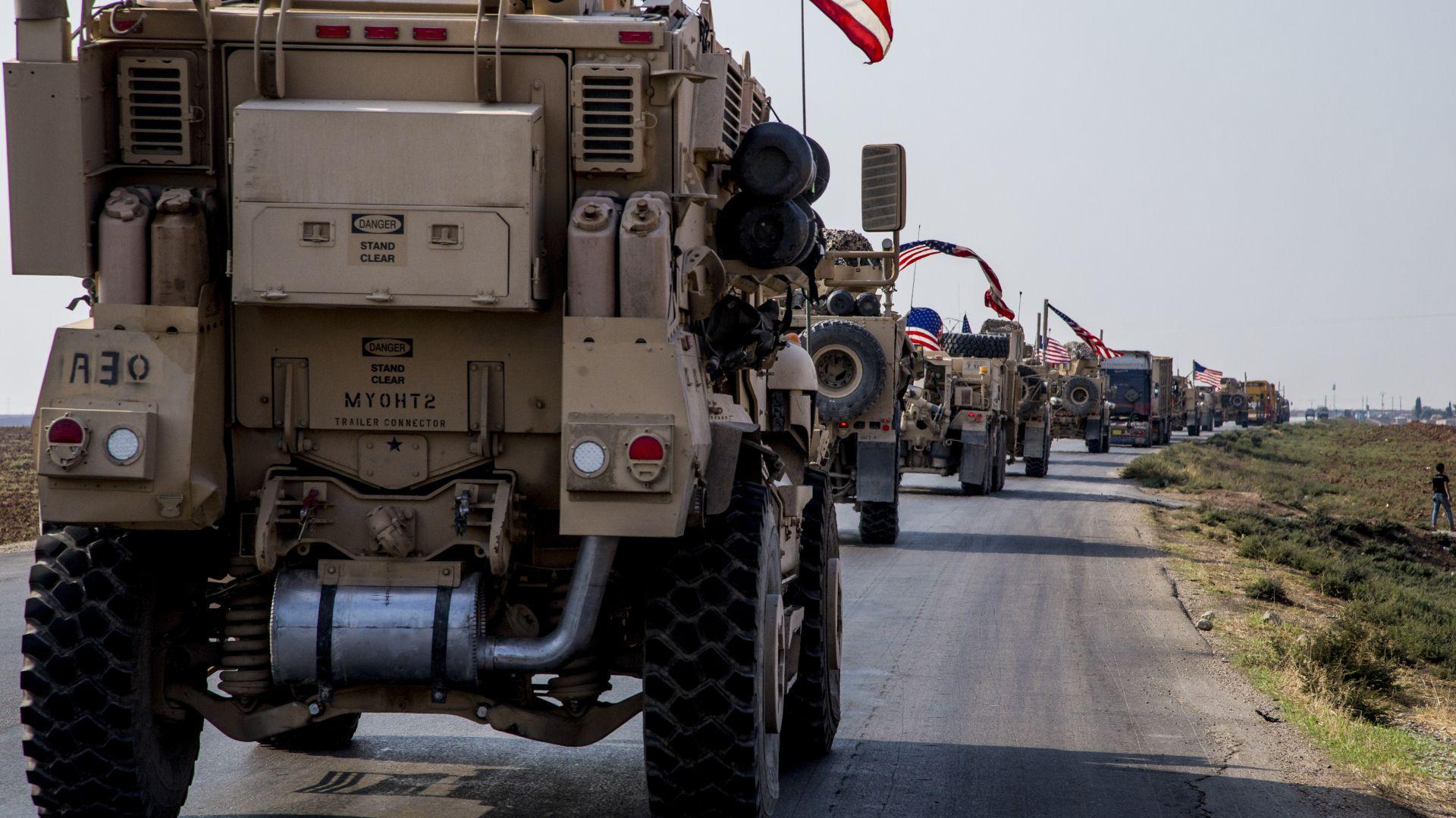 Сирийската опозиция: Кюрди участват в ликвидирането на ал Багдади