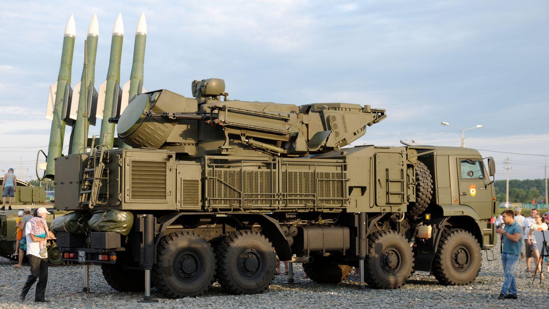 Сърбия се оборудва с руския комплекс Панцир-С