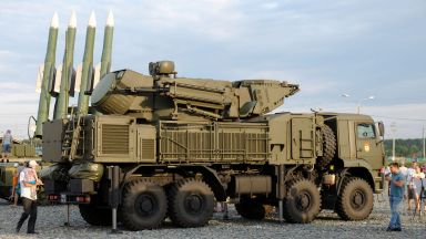 Русия доставя зенитни системи Панцир-С1 на Сърбия