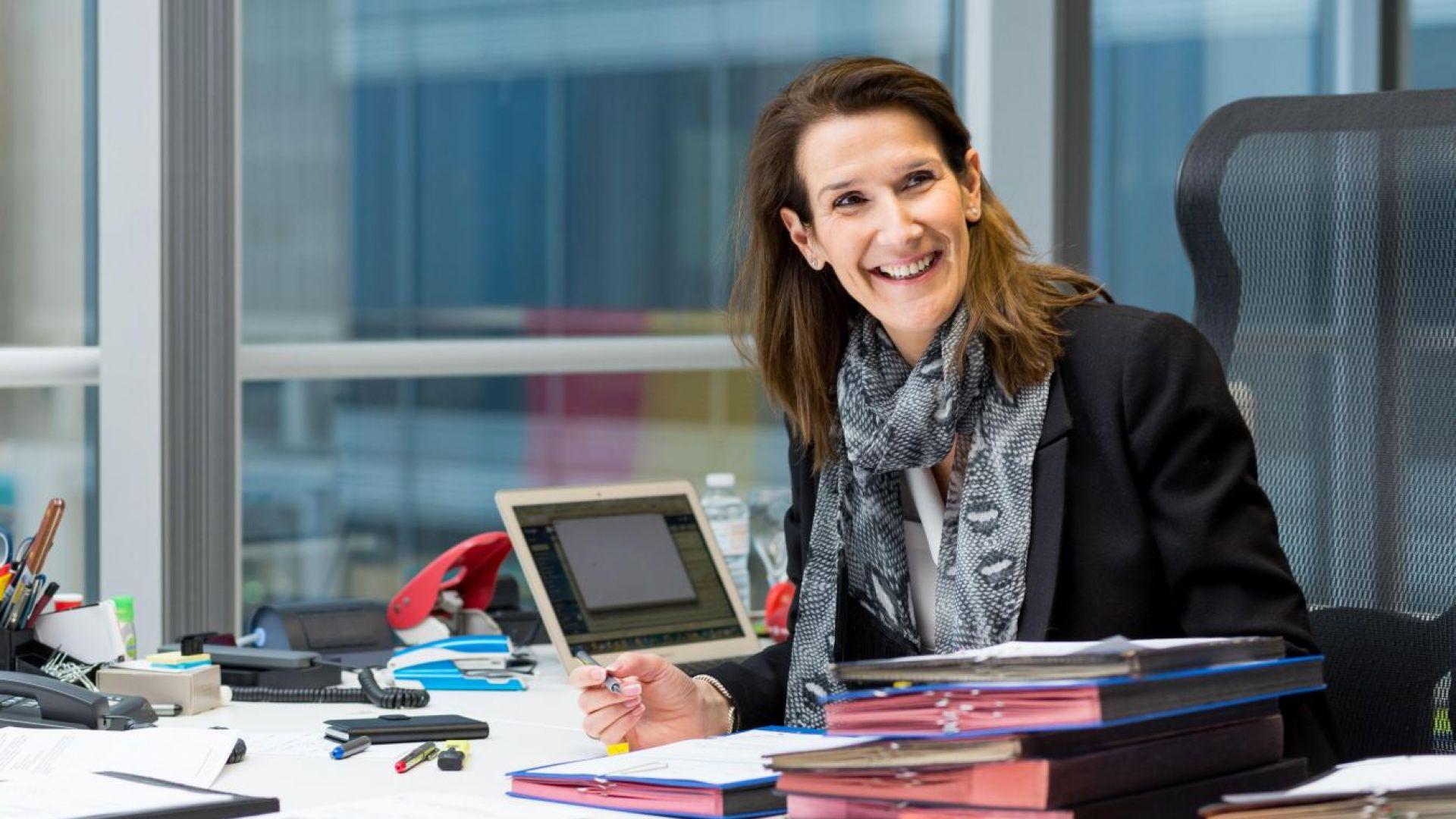 Софи Уилмес стана първата жена премиер на Белгия