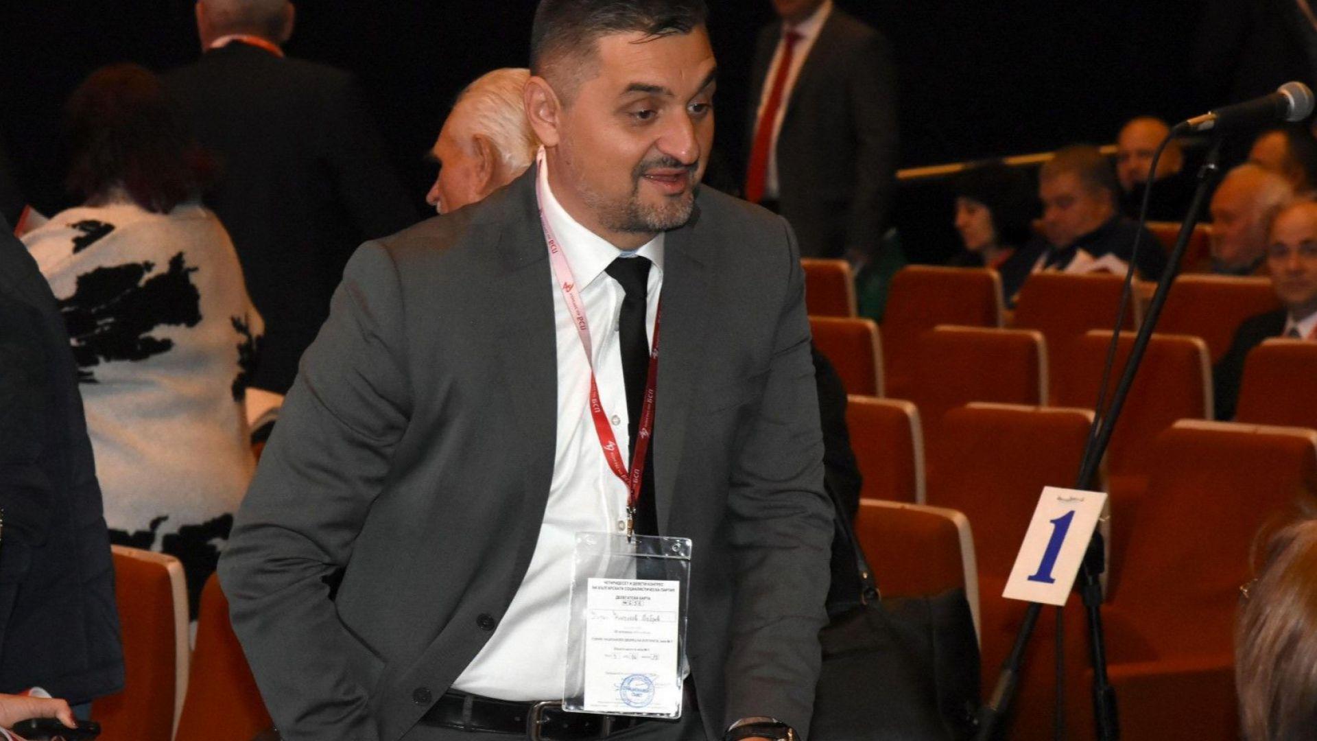 Кирил Добрев: БСП се завръща на картата на местната власт