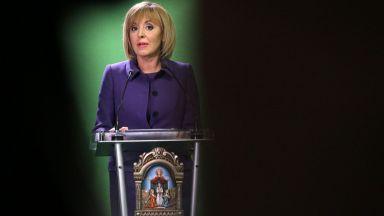 Мая Манолова изпрати на посланици данните за изборни нарушения в София