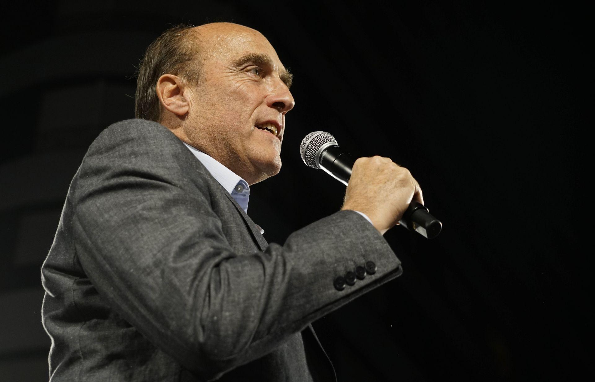 Кандидатът на левицата Даниел Мартинес