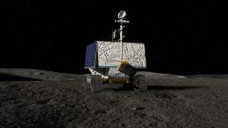 НАСА праща робот на Луната да търси вода