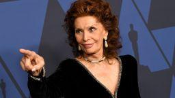 София Лорен се връща към киното на 86