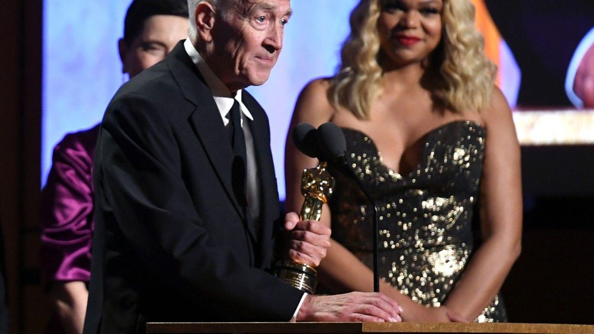 """Дейвид Линч получи почетен """"Оскар"""": Имате много интересен вкус"""