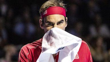 Федерер зае позиция по скандала с въздуха на Australian Open