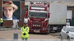 Шофьорът на камиона ковчег с 39 трупа призна, че е участвал в трафик на мигранти