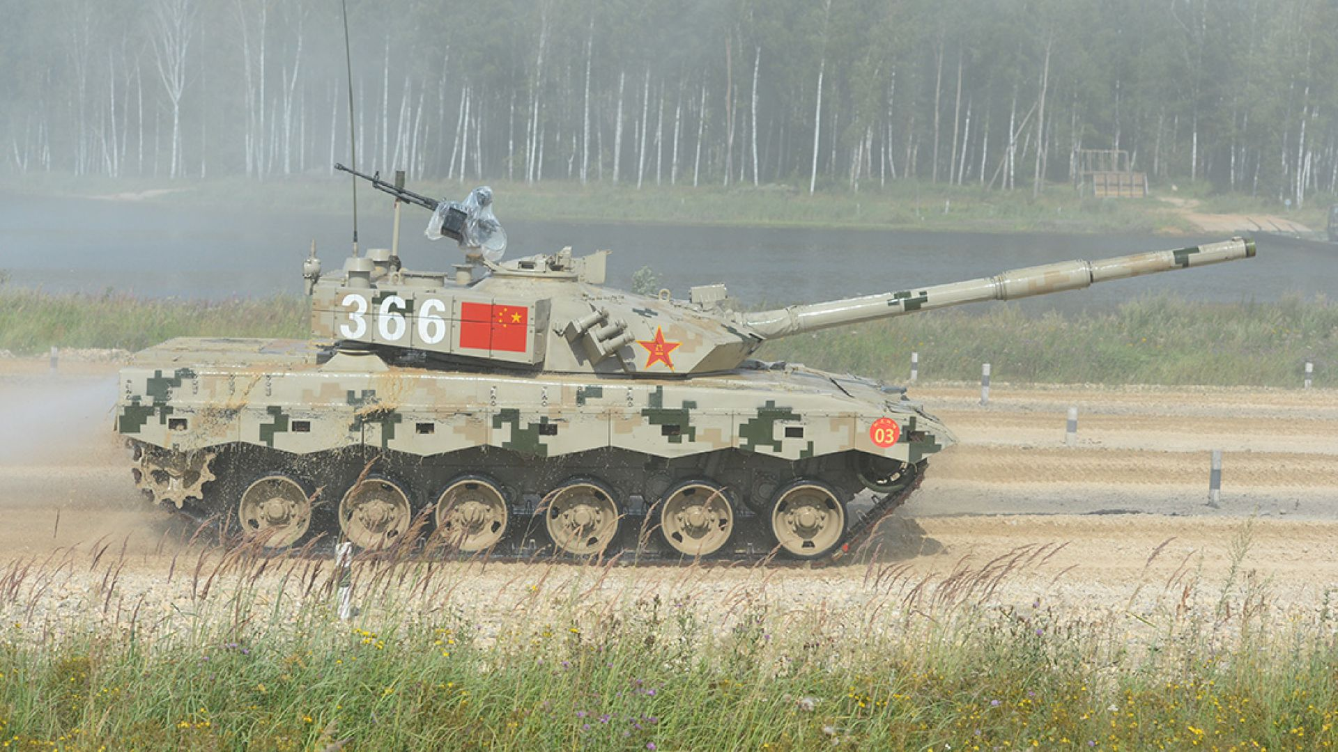Какво знаем за най-масовия модерен китайски танк