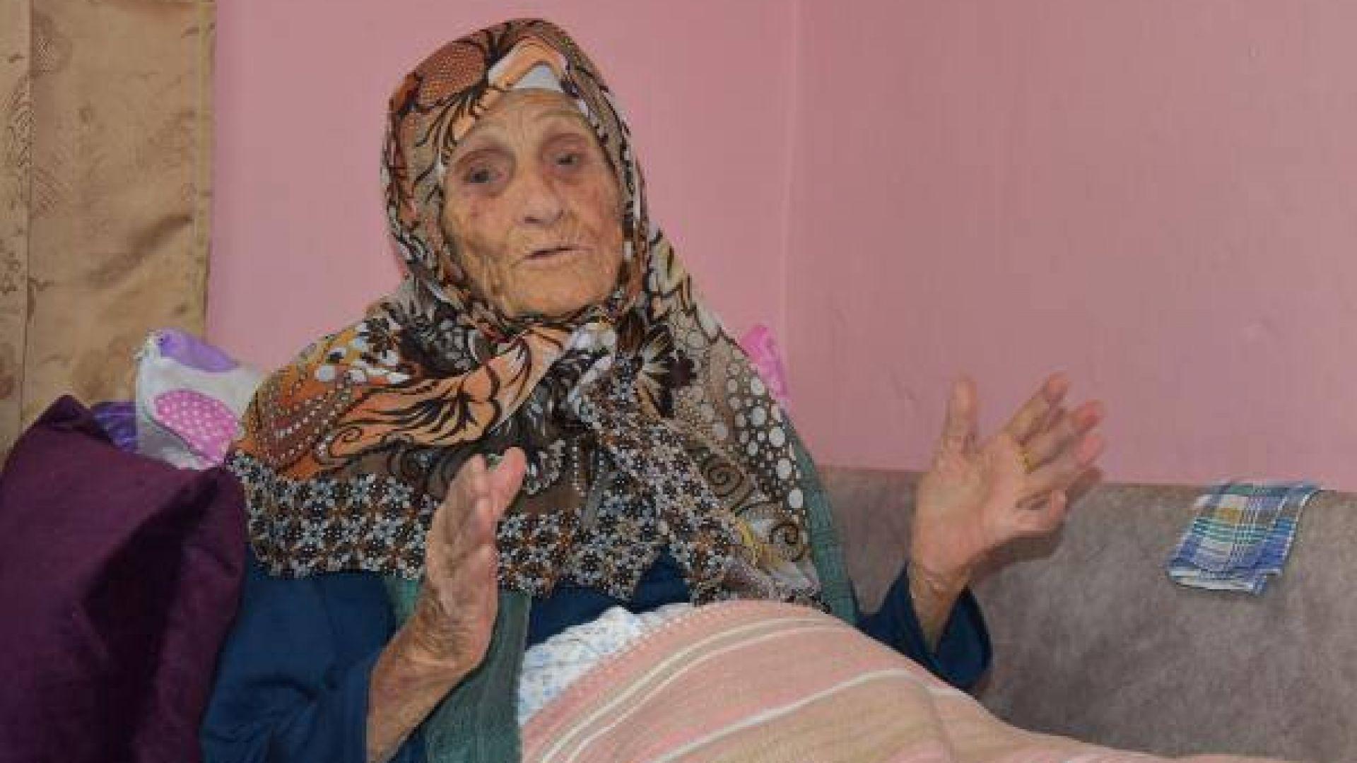 113-годишна туркиня живяла при 3-ма султани, 12 президенти и 27 премиери