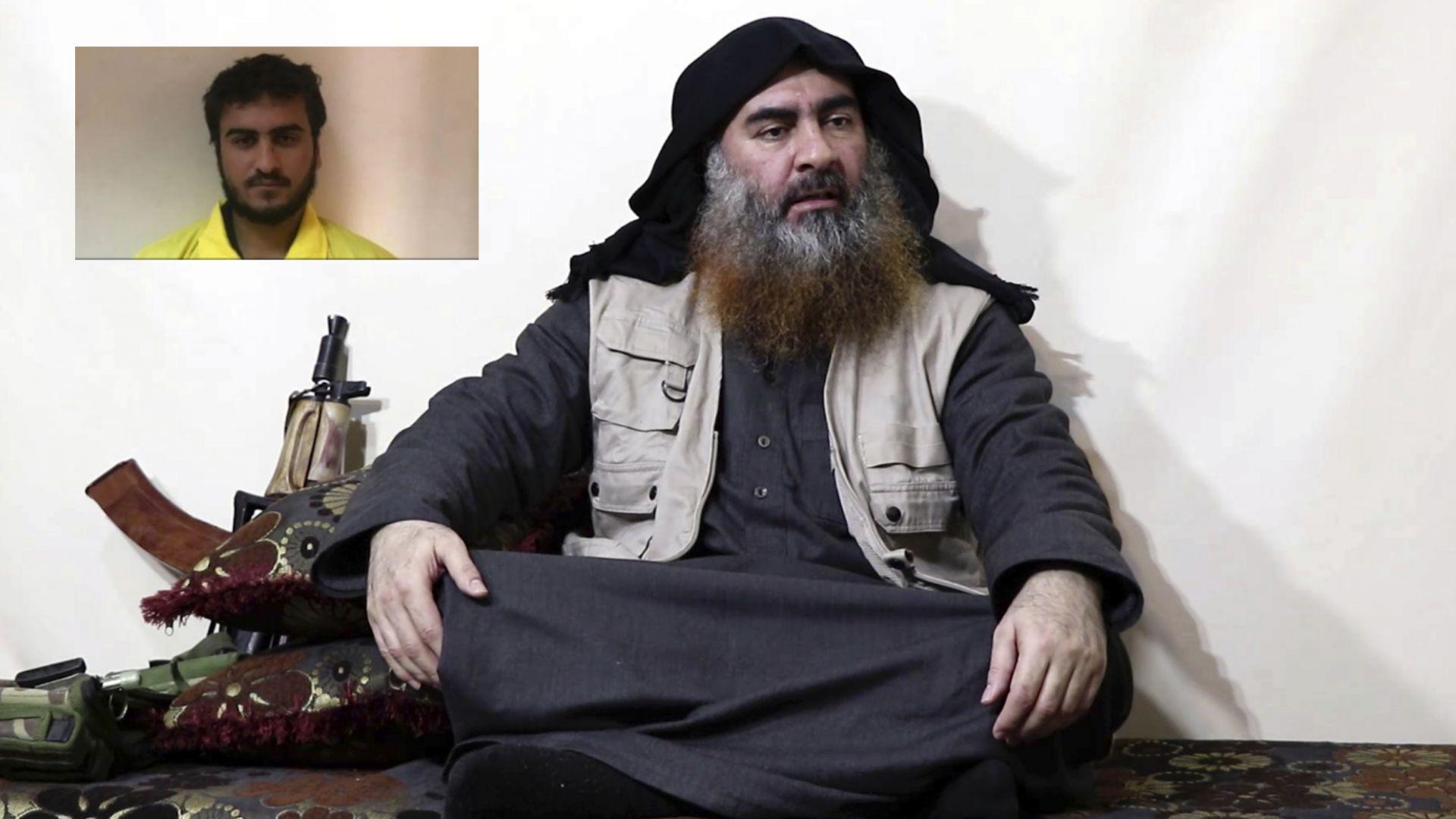 """Проговори джихадистът, издал лидера на """"Ислямска държава"""""""