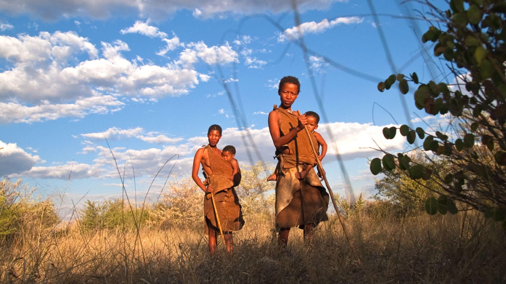 Учени: Съвременният човек произхожда от земите на Ботсвана