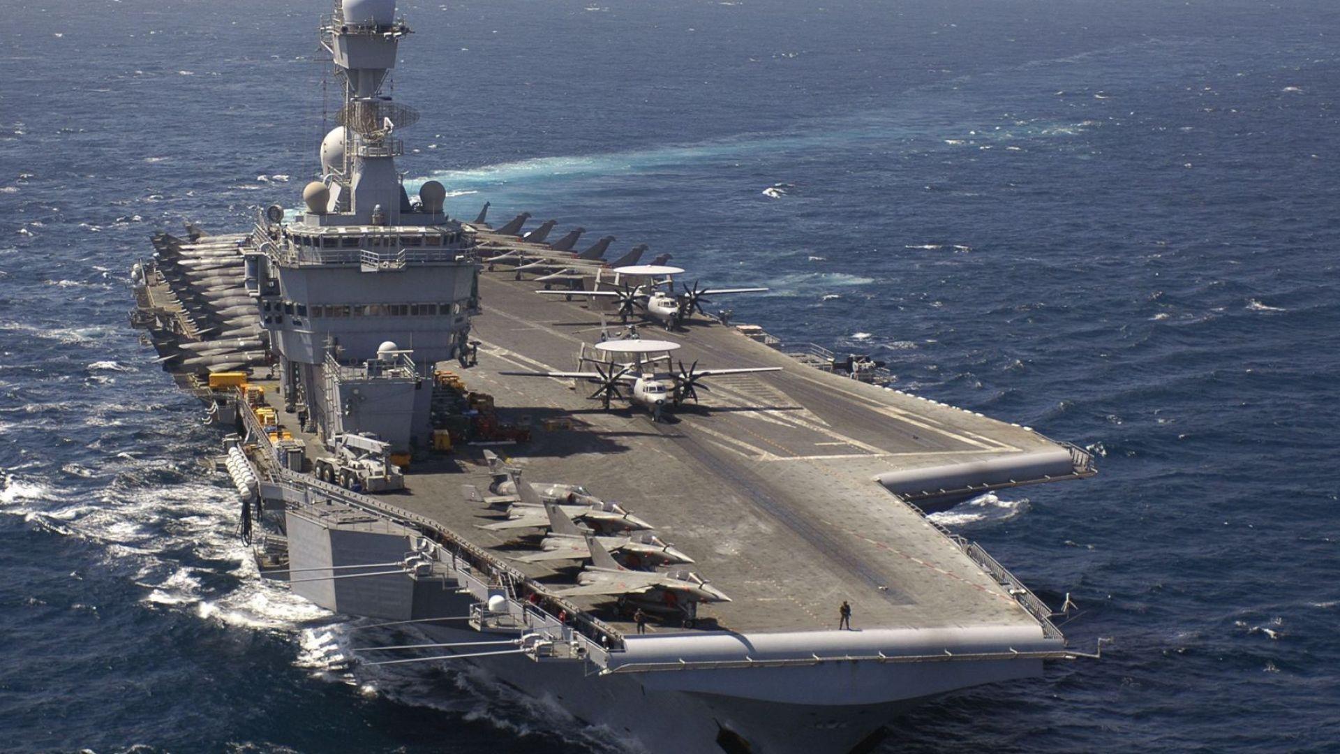 Топ 5 на най-скъпите воeнни кораби в света