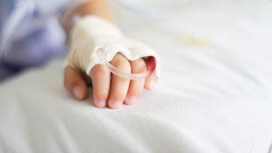 5-годишно дете с тежко заболяване почина в болница заради морбили