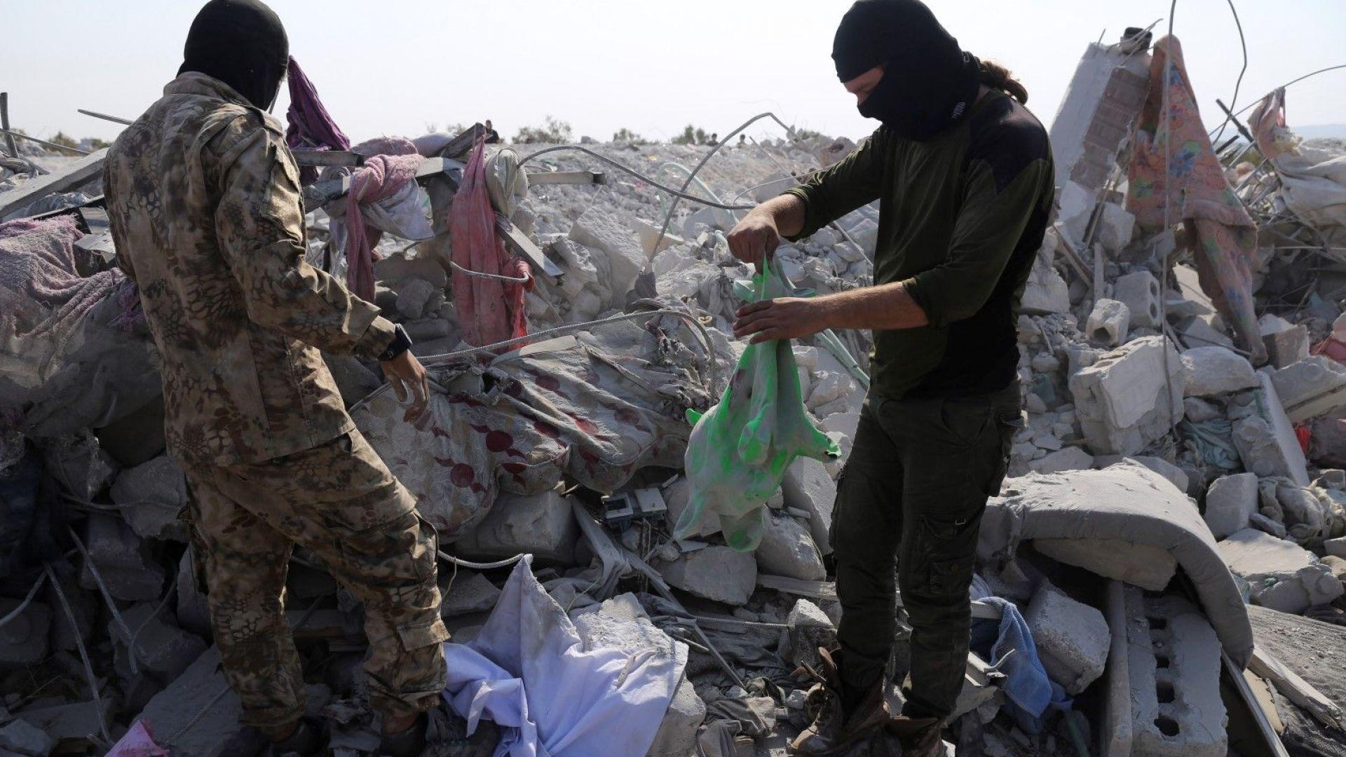 """Арестуваха новия лидер на """"Ислямска държава"""", поел властта от Багдади"""